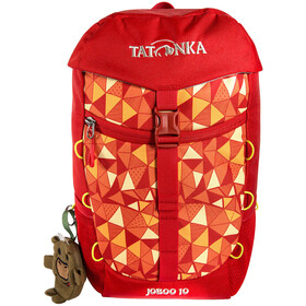 Tatonka Joboo 10 Bagpack Kinderen, red